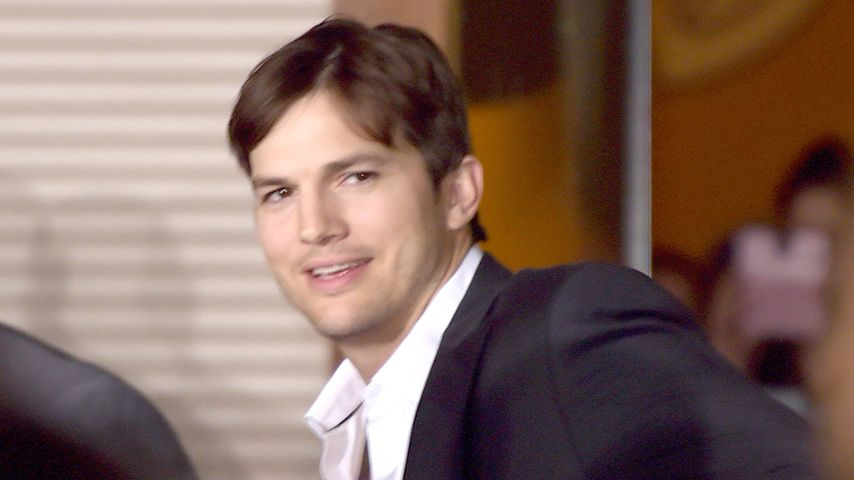 Nanu! Papa Ashton Kutcher hat keinen Sex mehr?