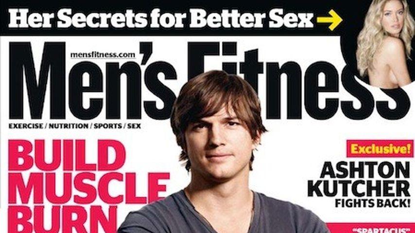 Ashton Kutcher trainiert für den Weltuntergang