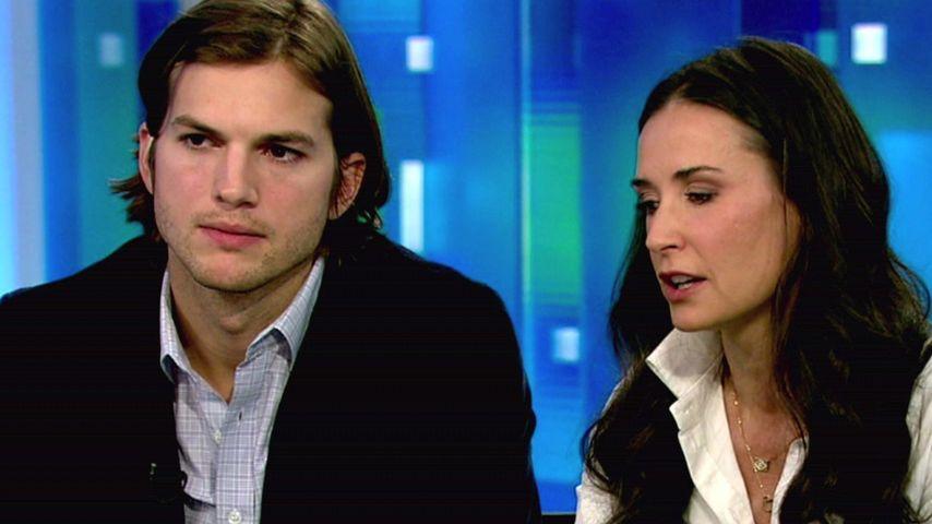 Streit ums Geld: Demi & Ashton bald vor Gericht?