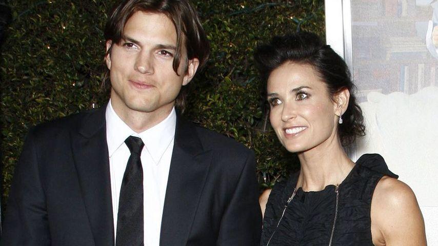 Ashton Kutcher & Demi Moore: Liebes-Comeback?
