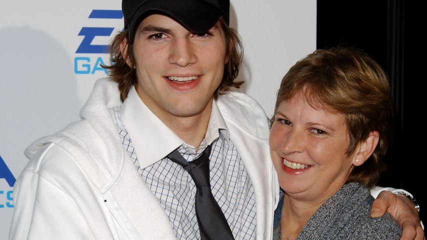 Ashton Kutcher: Riesige Liebes-Erklärung an seine Mama