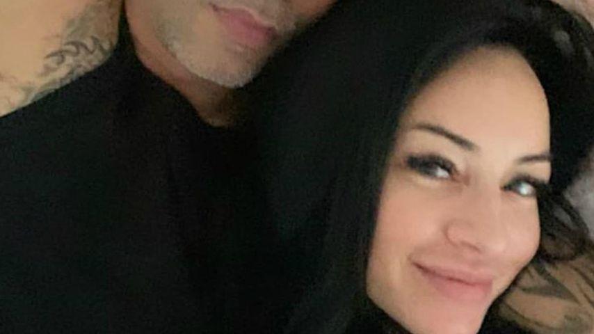 Aurelio Savina und seine Freundin Lala, September 2020