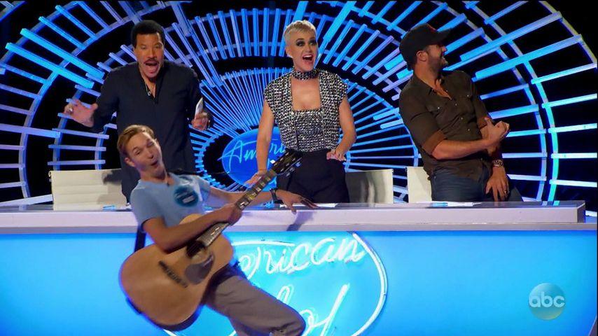 Kandidat beklagt Kuss mit Katy Perry