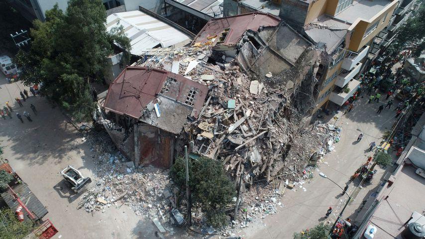Auswirkungen des Erdbebens in Mexiko-Stadt