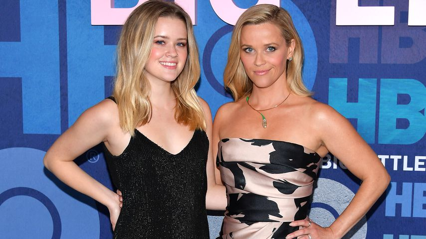 Ava Philippe mit ihrer Mutter Reese Witherspoon im Mai 2019 in New York City