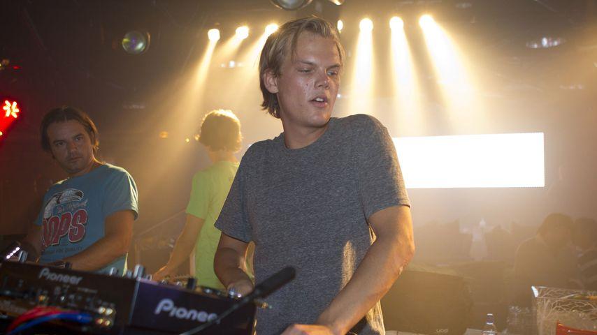 Avicii, DJ
