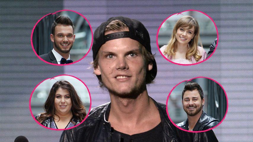 "Avicii-Tribut im Finale: DSDS-Kandidaten singen ""Wake Me up"""