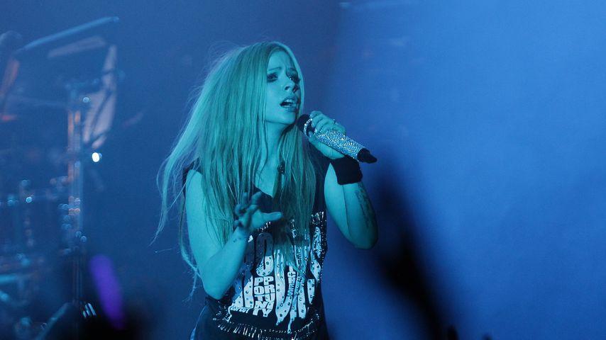 Bittere Tränen im TV: Avril Lavigne spricht über Leidenszeit