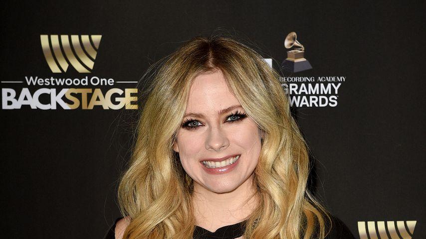 Avril Lavigne im Februar 2019