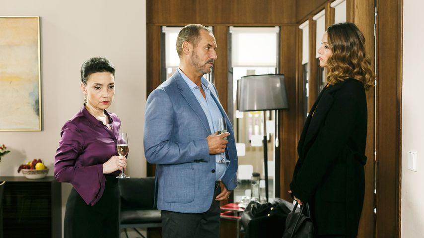 Simone, Richard und Jenny bei AWZ