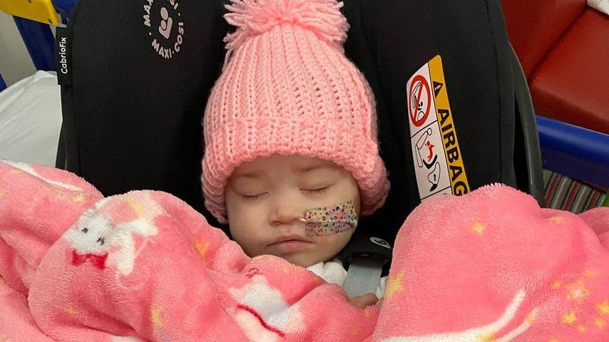 Ashley Cains Tochter Azaylia