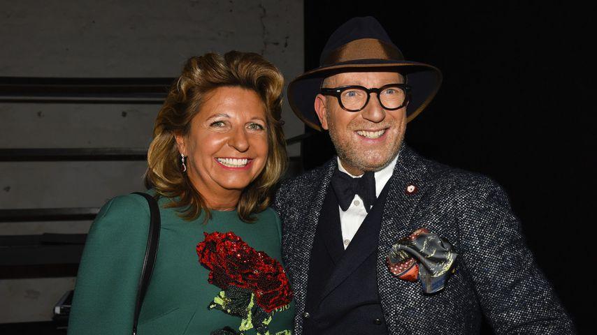Babette Albrecht  und Thomas Rath