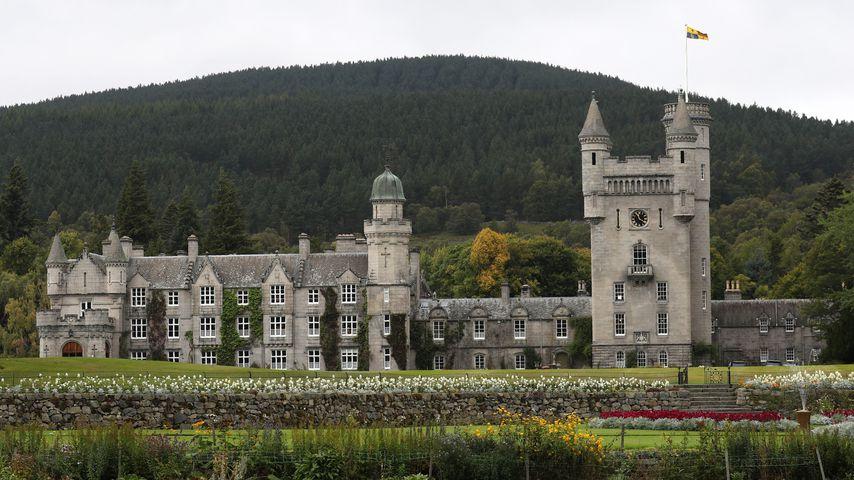 Balmoral Castle in Aberdeenshire, Schottland