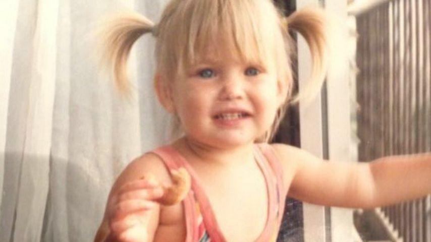 """""""Little B"""": Dieses putzige Mädchen ist heute ein Supermodel"""