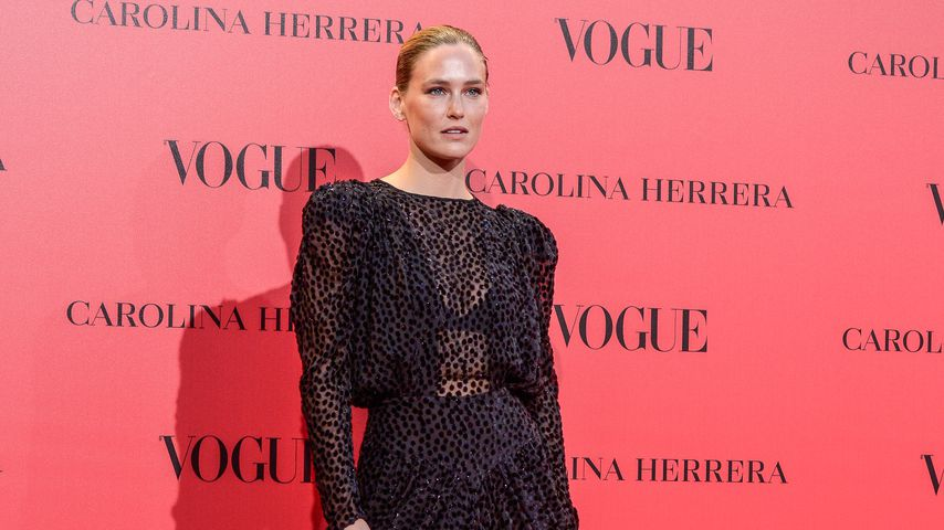 Bar Refaeli bei einem Event in Madrid