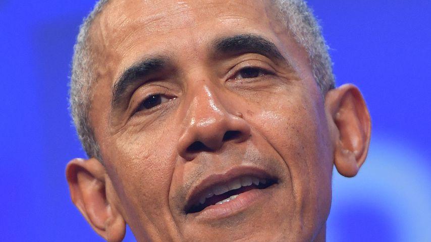 Barack Obama im September 2019