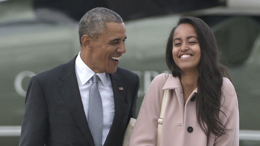 Malia Obama: Hat sie 20. B-Day zu ausgelassen vorgefeiert?