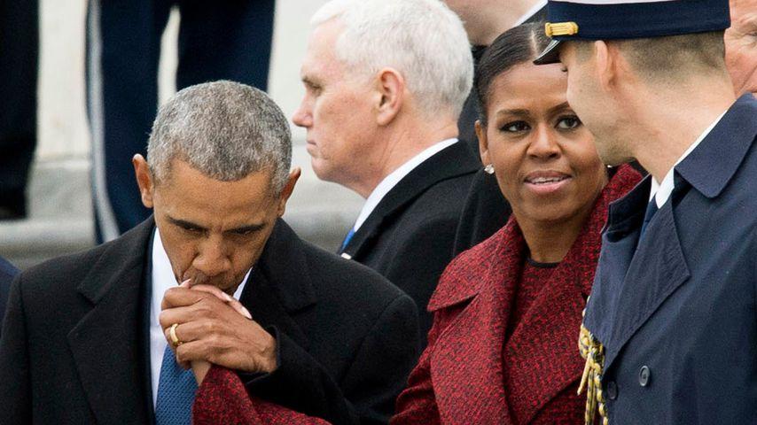 Beste Liebeserklärung ever: Barack Obama feiert 25 Jahre Ehe