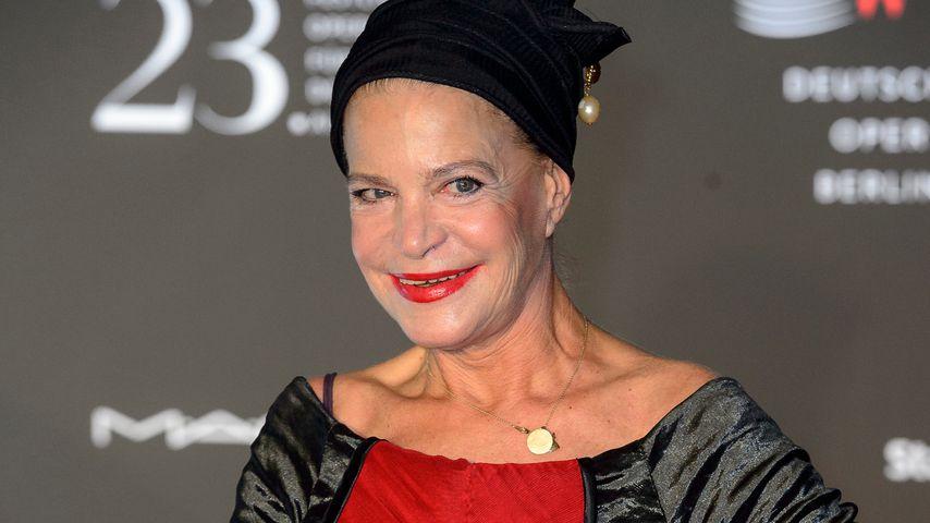 Barbara Engel bei der Operngala für die Deutsche AIDS-Stiftung in Berlin