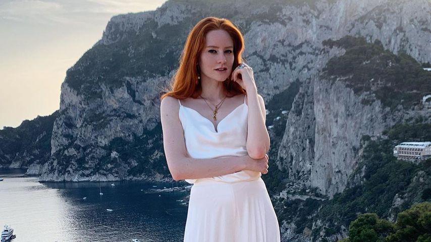 Nachhaltig & sexy: Das trug Barbara bei ihrer Hochzeitsparty