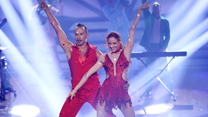 """Sergiu Luca und Barabara Meier im """"Let's Dance""""-Halbfinale in Köln"""