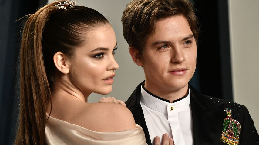 Barbara Palvin und Dylan Sprouse