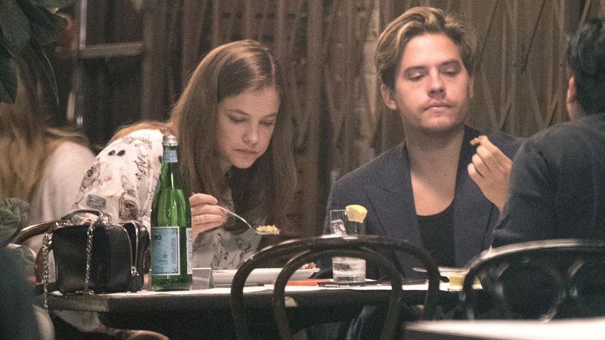 Barbara Palvin und Dylan Sprouse in Los Angeles
