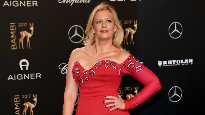 Barbara Schöneberger, Bambi-Verleihung 2017