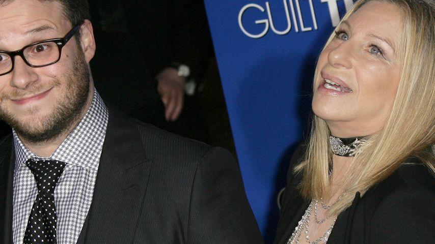 Barbra Streisands Sohn eifersüchtig auf Seth Rogen