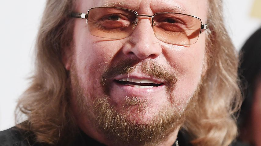 "Barry Gibb, ""Bee Gees""-Mitbegründer"