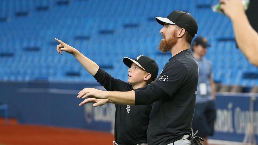 Für Sohn: Baseballer Adam LaRoche lehnt 13 Millionen ab
