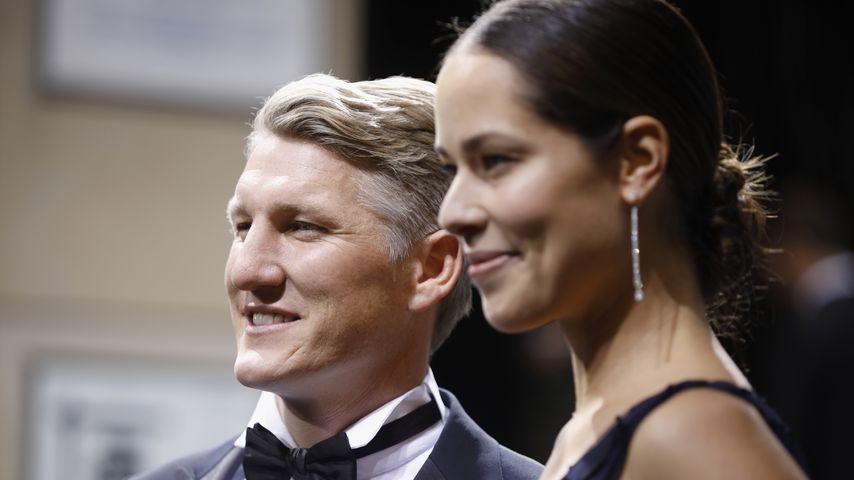 Bastian Schweinsteiger und Ana Ivanovic bei den GQ Men Of The Year Awards 2018