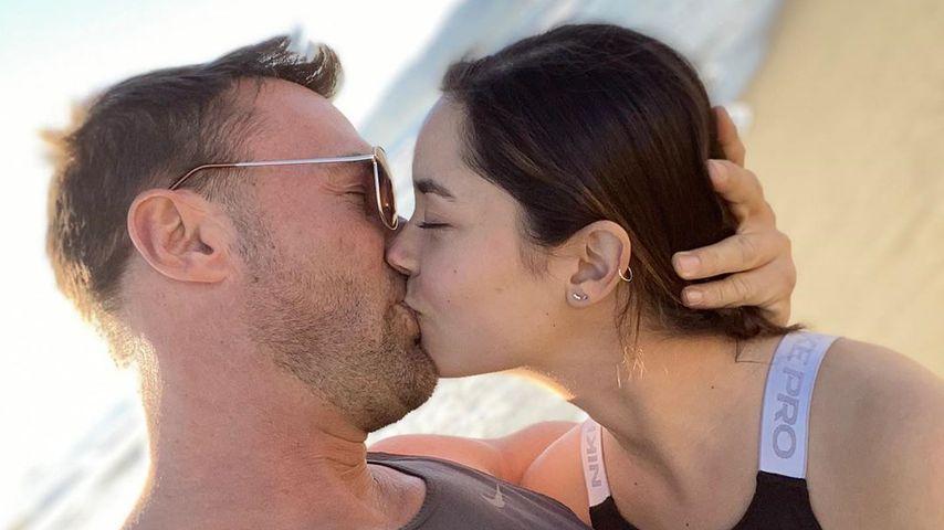 Bastian Yotta mit seiner Partnerin Marisol