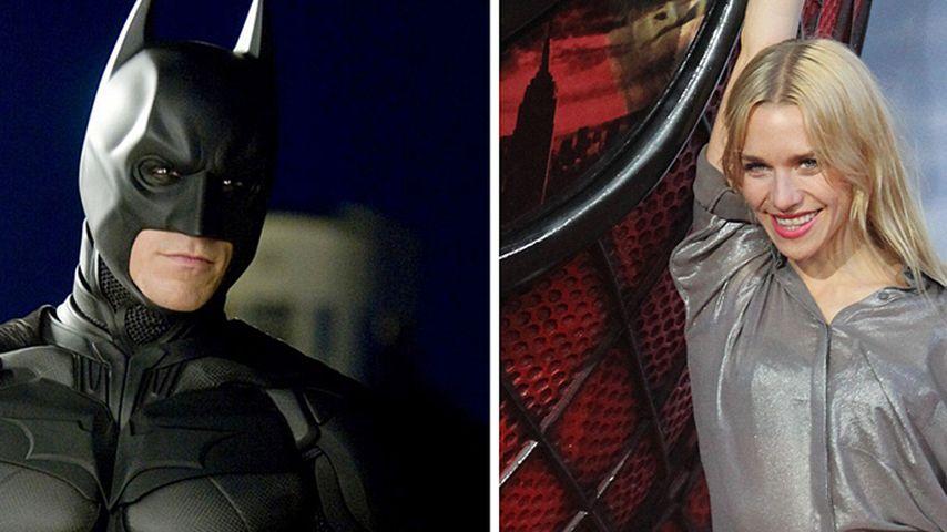 """Julia Dietze: """"Batman ist geiler als Spiderman!"""""""