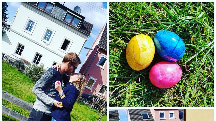 Nach Schock-Diagnose: Bauer Gerald & Anna feiern Ostern!