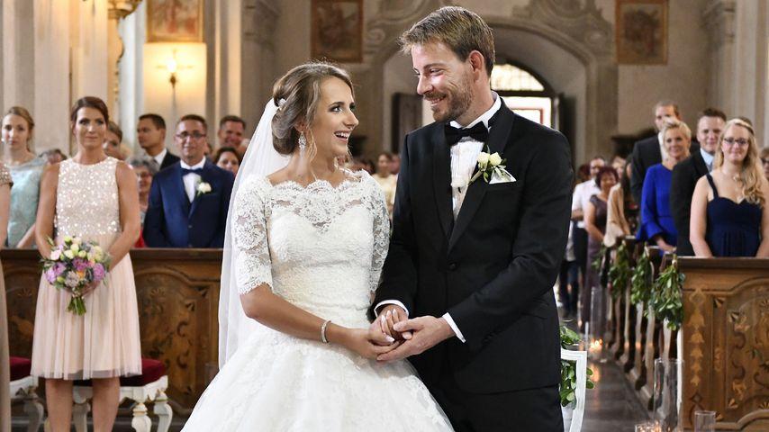Erste Hochzeit: Das war Bauer Gerald und Annas größte Panne!
