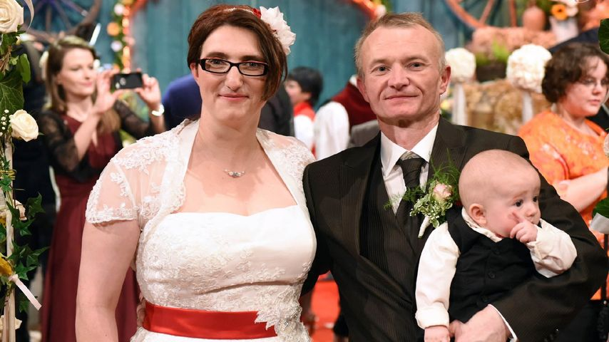 Bauer sucht Frau-Jürgen: Er hat Tanja geheiratet!