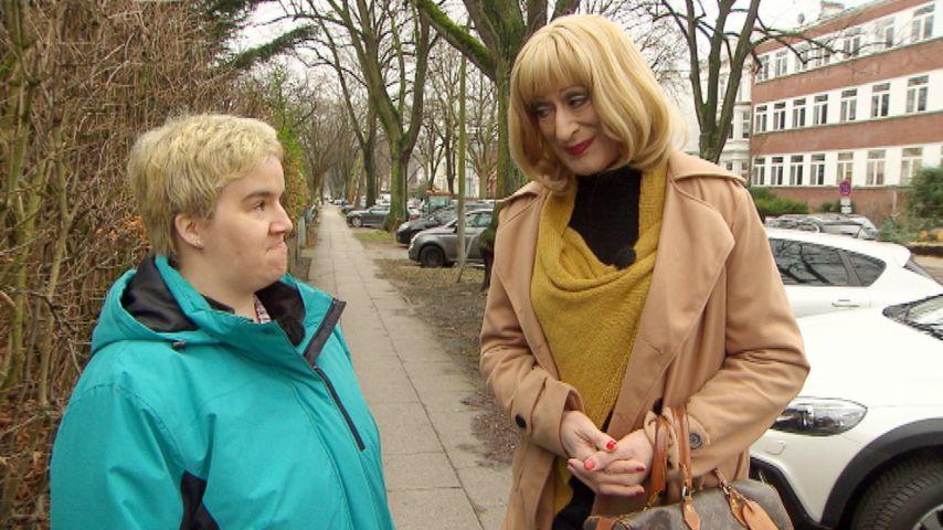 """Peinlich! Blonde """"Schwiegertochter""""-Beate schockt die Fans"""