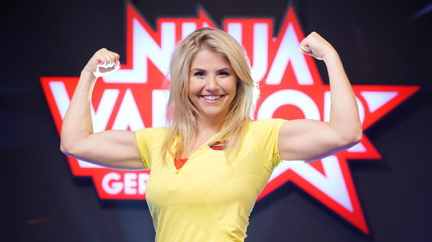 "Beatrice Egli bei ""Ninja Warrior Germany – Promi Special"""