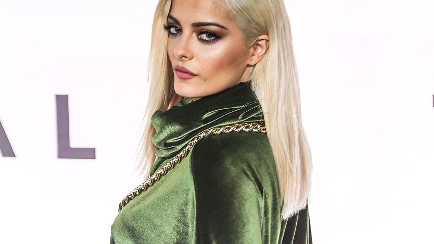"Bebe Rexha beim ""Tidal X""-Event in New York"