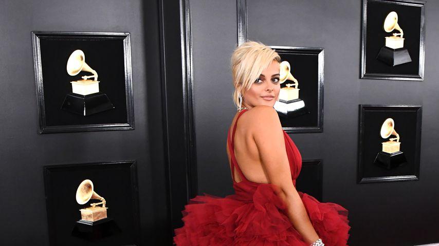 Bebe Rexha bei den Grammy Awards 2019