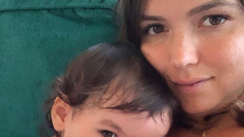 Bekah Martinez mit ihrer Tochter Ruth
