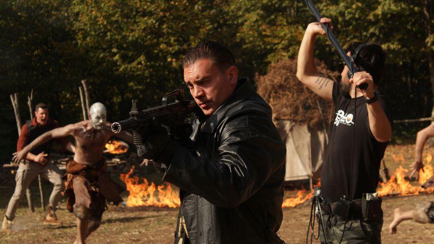 "Bela Klentze als Antagonist  Johann Hendriks in ""Project Adler"""