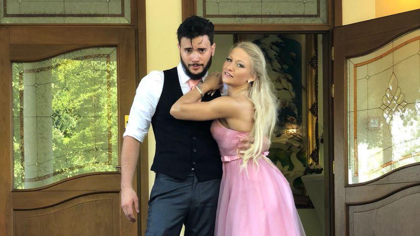 Mit neuer Freundin: Bela Klentze tanzt sich ins Liebes-Glück