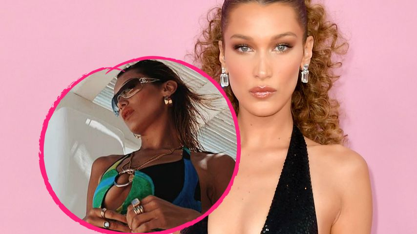 Bella Hadid bringt Fans mit sexy Bikini-Pic zum Schwärmen