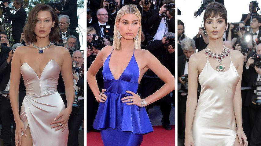 Fashion-Hotspot Cannes: Diese Ladys machen Styling vor!