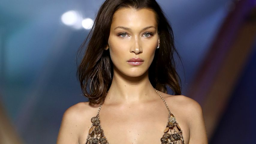 Bella Hadid, Model