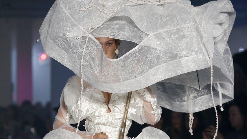 Traum in Weiß: Das Kleid will Bella Hadid für ihre Hochzeit!