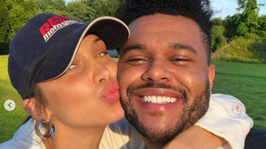 Liebes-Happy-End: Bella Hadid und The Weeknd ziehen zusammen