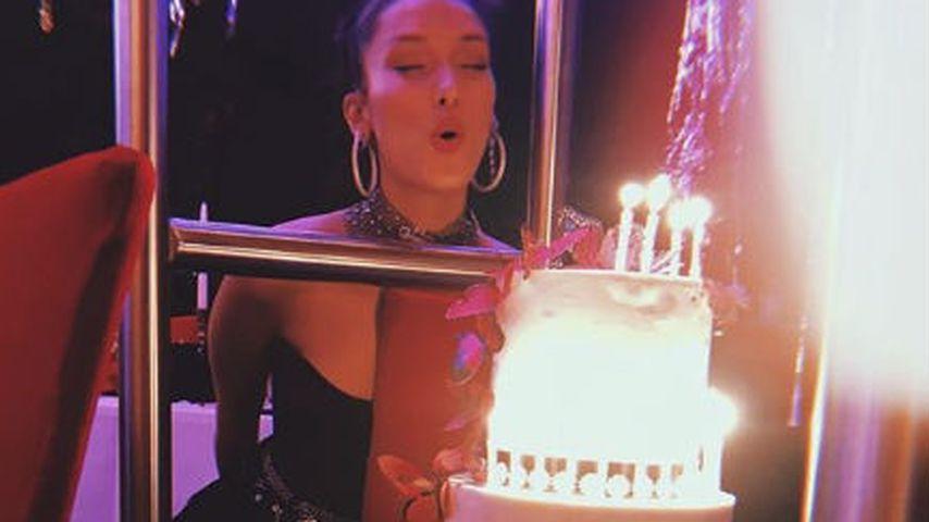 Glamour-Party: So feierte Bella Hadid ihren 22. Geburtstag!